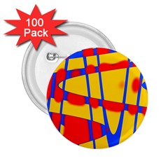 Graphic Design Graphic Design 2 25  Buttons (100 Pack)