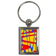 Graphic Design Graphic Design Key Chains (Rectangle)