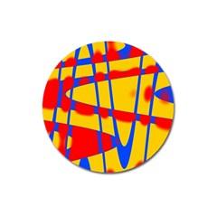 Graphic Design Graphic Design Magnet 3  (Round)