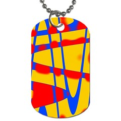 Graphic Design Graphic Design Dog Tag (one Side)
