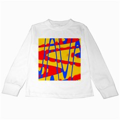Graphic Design Graphic Design Kids Long Sleeve T Shirts