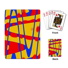 Graphic Design Graphic Design Playing Card
