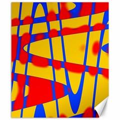 Graphic Design Graphic Design Canvas 8  x 10