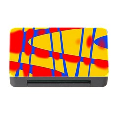 Graphic Design Graphic Design Memory Card Reader with CF