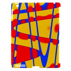 Graphic Design Graphic Design Apple iPad 3/4 Hardshell Case (Compatible with Smart Cover)