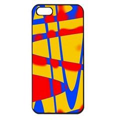Graphic Design Graphic Design Apple iPhone 5 Seamless Case (Black)