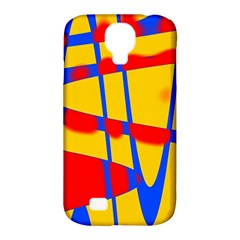 Graphic Design Graphic Design Samsung Galaxy S4 Classic Hardshell Case (PC+Silicone)