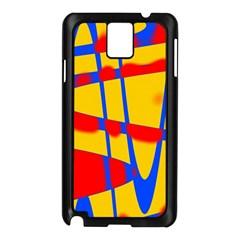 Graphic Design Graphic Design Samsung Galaxy Note 3 N9005 Case (Black)
