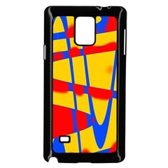 Graphic Design Graphic Design Samsung Galaxy Note 4 Case (black)