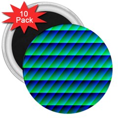 Background Texture Structure Color 3  Magnets (10 Pack)