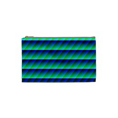 Background Texture Structure Color Cosmetic Bag (Small)