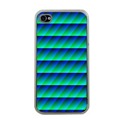 Background Texture Structure Color Apple Iphone 4 Case (clear)