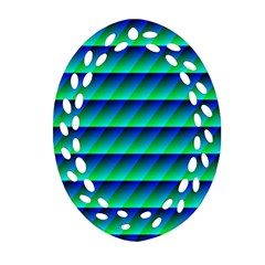 Background Texture Structure Color Ornament (oval Filigree)