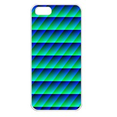 Background Texture Structure Color Apple Iphone 5 Seamless Case (white)