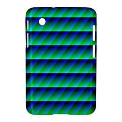 Background Texture Structure Color Samsung Galaxy Tab 2 (7 ) P3100 Hardshell Case
