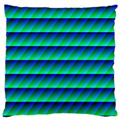 Background Texture Structure Color Large Flano Cushion Case (one Side)