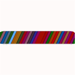 Color Stripes Pattern Small Bar Mats