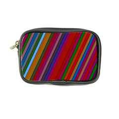 Color Stripes Pattern Coin Purse