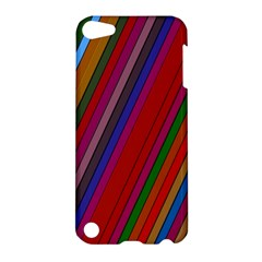 Color Stripes Pattern Apple iPod Touch 5 Hardshell Case
