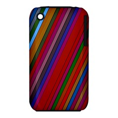 Color Stripes Pattern iPhone 3S/3GS