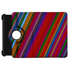 Color Stripes Pattern Kindle Fire HD 7