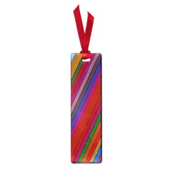 Color Stripes Pattern Small Book Marks