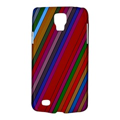 Color Stripes Pattern Galaxy S4 Active
