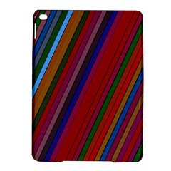 Color Stripes Pattern iPad Air 2 Hardshell Cases