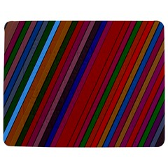 Color Stripes Pattern Jigsaw Puzzle Photo Stand (Rectangular)