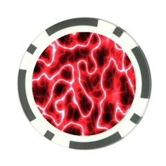 Pattern Background Abstract Poker Chip Card Guard (10 Pack)