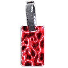 Pattern Background Abstract Luggage Tags (Two Sides)