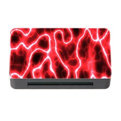 Pattern Background Abstract Memory Card Reader With Cf