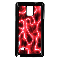 Pattern Background Abstract Samsung Galaxy Note 4 Case (Black)