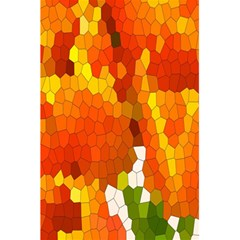 Mosaic Glass Colorful Color 5 5  X 8 5  Notebooks