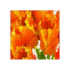 Mosaic Glass Colorful Color Acrylic Tangram Puzzle (4  x 4 )