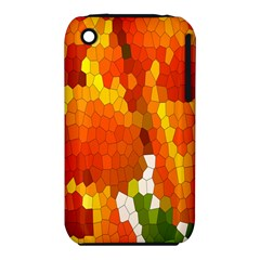 Mosaic Glass Colorful Color iPhone 3S/3GS