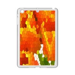 Mosaic Glass Colorful Color iPad Mini 2 Enamel Coated Cases