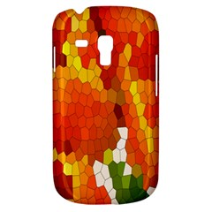 Mosaic Glass Colorful Color Galaxy S3 Mini