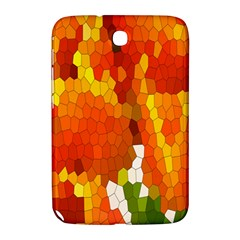 Mosaic Glass Colorful Color Samsung Galaxy Note 8.0 N5100 Hardshell Case
