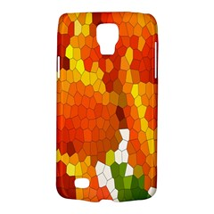 Mosaic Glass Colorful Color Galaxy S4 Active