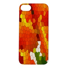 Mosaic Glass Colorful Color Apple iPhone 5S/ SE Hardshell Case