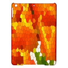 Mosaic Glass Colorful Color iPad Air Hardshell Cases