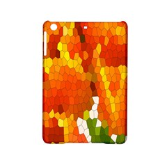 Mosaic Glass Colorful Color iPad Mini 2 Hardshell Cases