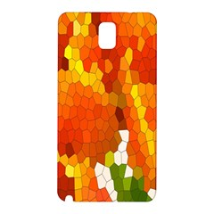 Mosaic Glass Colorful Color Samsung Galaxy Note 3 N9005 Hardshell Back Case