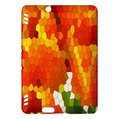 Mosaic Glass Colorful Color Kindle Fire HDX Hardshell Case