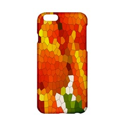 Mosaic Glass Colorful Color Apple Iphone 6/6s Hardshell Case