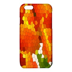 Mosaic Glass Colorful Color iPhone 6/6S TPU Case