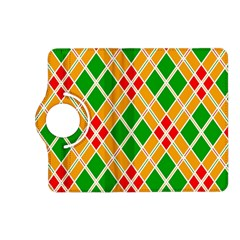 Colorful Color Pattern Diamonds Kindle Fire HD (2013) Flip 360 Case