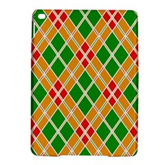 Colorful Color Pattern Diamonds iPad Air 2 Hardshell Cases