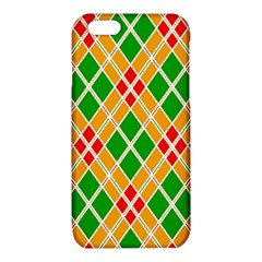 Colorful Color Pattern Diamonds iPhone 6/6S TPU Case